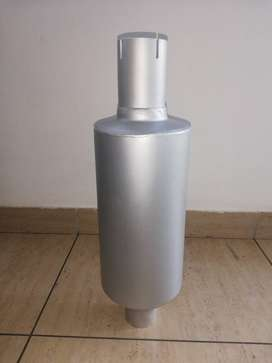 2 Industrial silencers brand new for sale R2000 neg