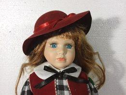 Фарфоровая кукла новая. Porcelain doll. The princess collection.