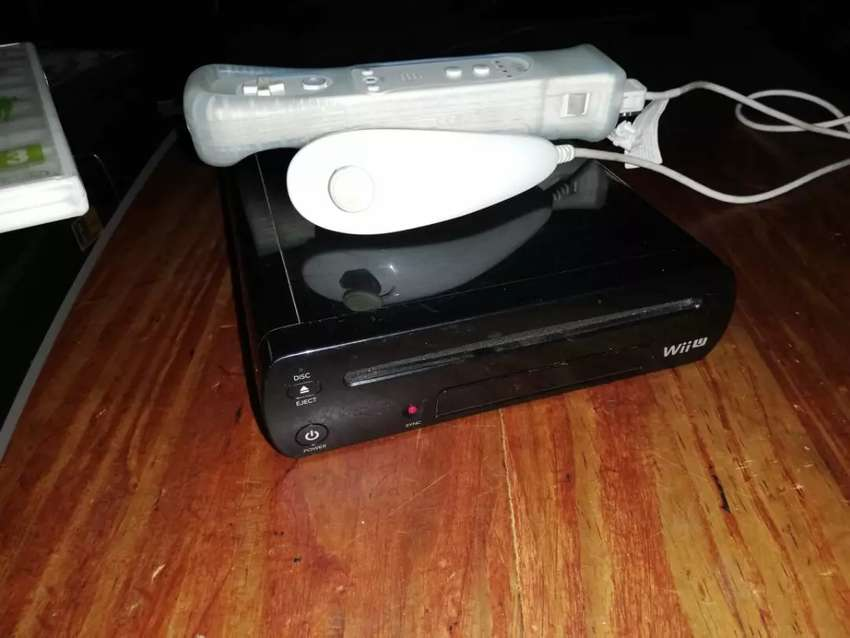 Wii Console 0