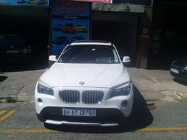 The  BMW x1 for  sale