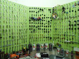 Изготовление ключей, заточка инструмента, продажа маникюрного инструм.