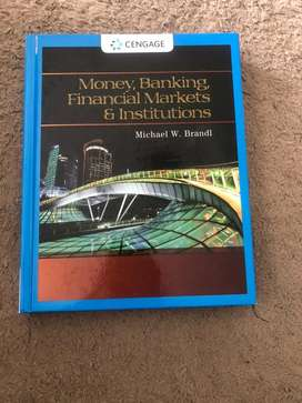 Money, Banking, Financial Marketd and Institutions
