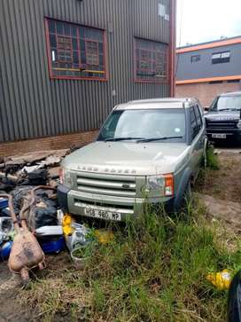 Used land rover discover 3 parts and accessories