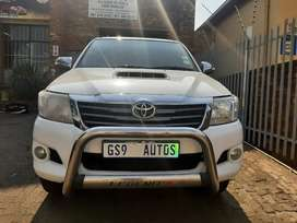 2011 Toyota Hilux 3.0 D4D 4x2 FOR SALE