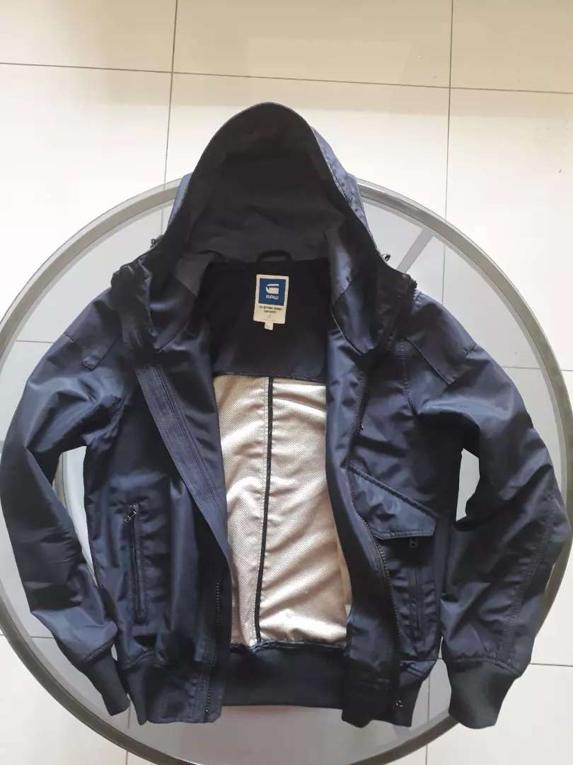 G-star raw sports Conway hooded bomber 0