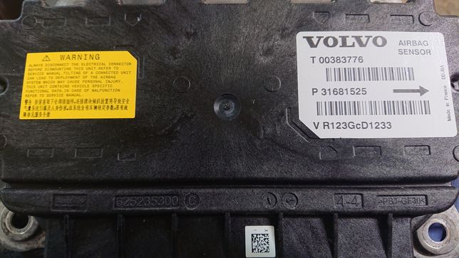 Sterownik poduszek sensor airbag reset naprawa (volvo mazda ford itd.) Ostrołęka - image 8