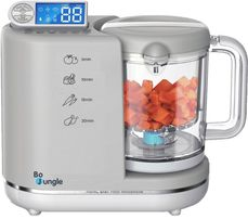B-Digital Baby Food Processor / Cyfrowy Robot Kuchenny 6w1 Bo Jungle