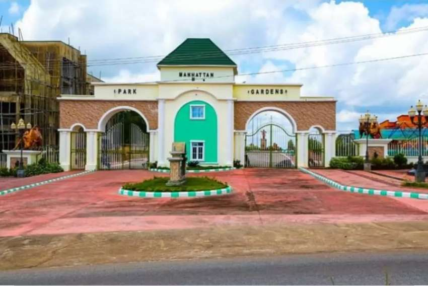 Land for Sale at Manhattan Parks and Gardens Abuja 0