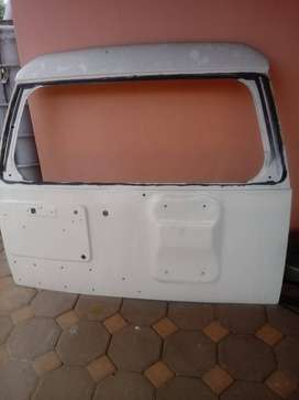 2012 Ford everest boot lid
