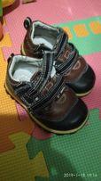 Продам кожанные босоножки-туфли