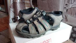 Детские кожаные сандали Ecco - 29р.