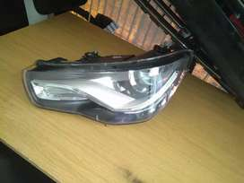 Audi A1 right side headlight