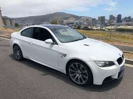2008 BMW ///M3 Coupe Manual