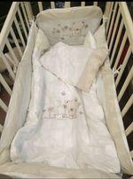 Продам детскую постель Twins