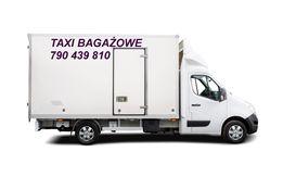 Taxi Bagażowe Kraków 24h/7 transport przeprowadzki Kraków kraj UE