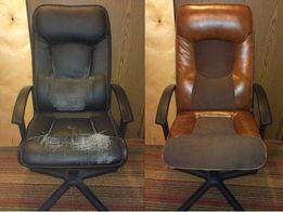 Предоставляю услуги по перетяжки кресел,стульев,табуретов