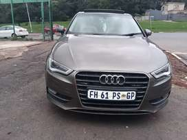 2016 AUDI 3 SPORT PACK WITH AN ENGINE CAPACITY OF 1,4