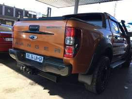 Used 2016 FORD RANGER 3.2 AUTO WILDTRACK