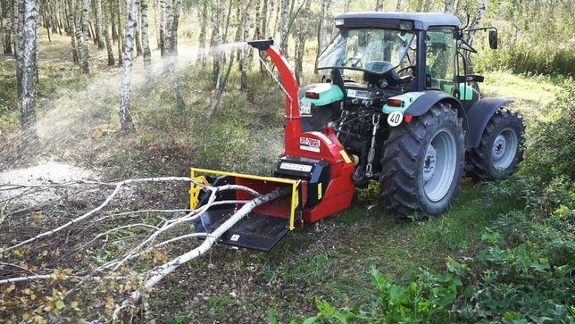 TARCZOWY+hydraulika POLSKA MASZYNA do ciecia gałęzi rębak Rzeszów - image 2