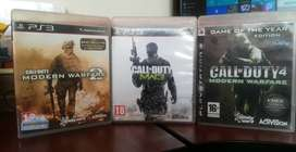 PS3 Call of Duty MEGA BUNDLE - All for ONE Price