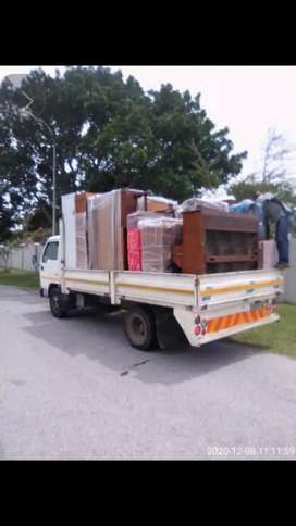 FIVE TONNE TRUCK FOR HIRE