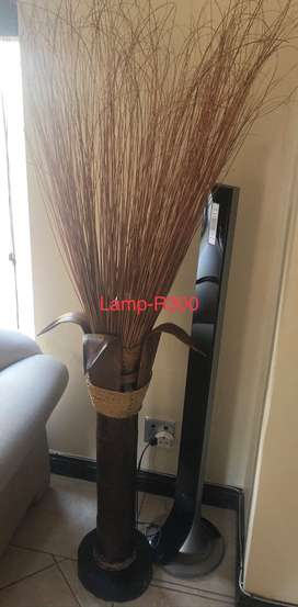 Grass lamp for sale.