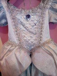 Suknia na bal Kopciuszek 116 122 wyjątkowa