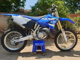 2015 Yamaha YZ 125 for sale plus a 12% more horsepower combo.
