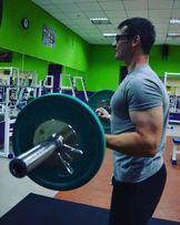 Фитнес тренер Троещина