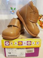 Продам ботиночки Pablosky