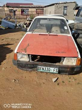 Ford escort 1.3 4 speed gear box. For 3500