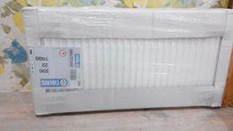 Радиатор стальной (Турция) Tiberis тип 22 Высота-0,5м Длина-1м