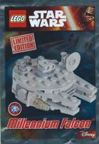 LEGO STAR WARS 911607 Sokół Millennium Limited Edition !