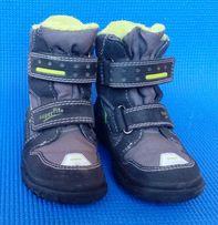 Зимние термо ботинки Superfit, 25 р, стелька 16 см