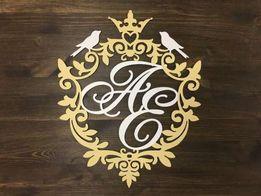 Фигурная резка пенопласта, логотипы, гербы, буквы, цифры