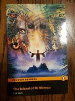 Książka w języku angielskim The Island of Dr Moreau
