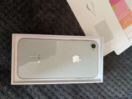 This is an iPhone 8 64GB in the color arctic silver.
