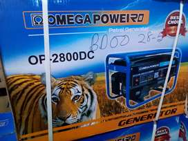 2800DC Omega generator brand new for only R3450 free Delivery