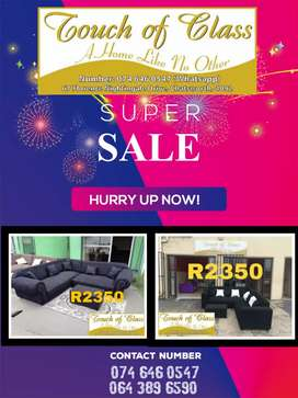 Brand New Lounge Suite @Affordable Prices.