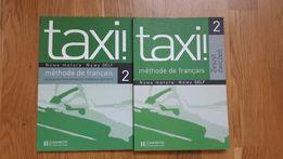 Taxi 2, podręcznik i ćwiczenia