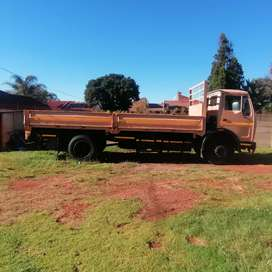 Truck for HIRE local and cross border