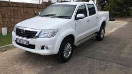2012 Toyota Hilux vvti double cab for sale in excellent condition