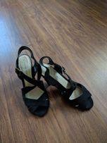 Босоножки Dorothy Perkins черные 39 размер
