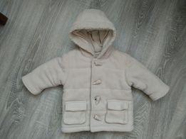 Пальто куртка на 3-6 месяцев