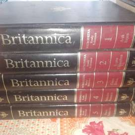 Britannica encyclopedia volume 1-11 and vol 17 15th edition for sale