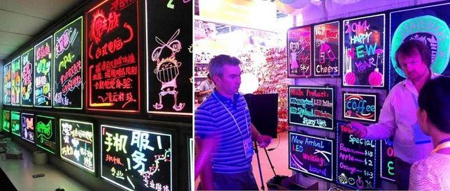 Флуоресцентный Меловой маркер,яркий, жидкий мел,LED доски,стекла,от1шт Чернигов - изображение 4