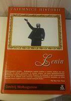 """""""Lenin"""" , tajemnice historii, Dmitrij Wołkogonow, wyd. Amber"""