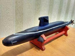 Модель подводной лодки, подводная лодка (підводний човен)