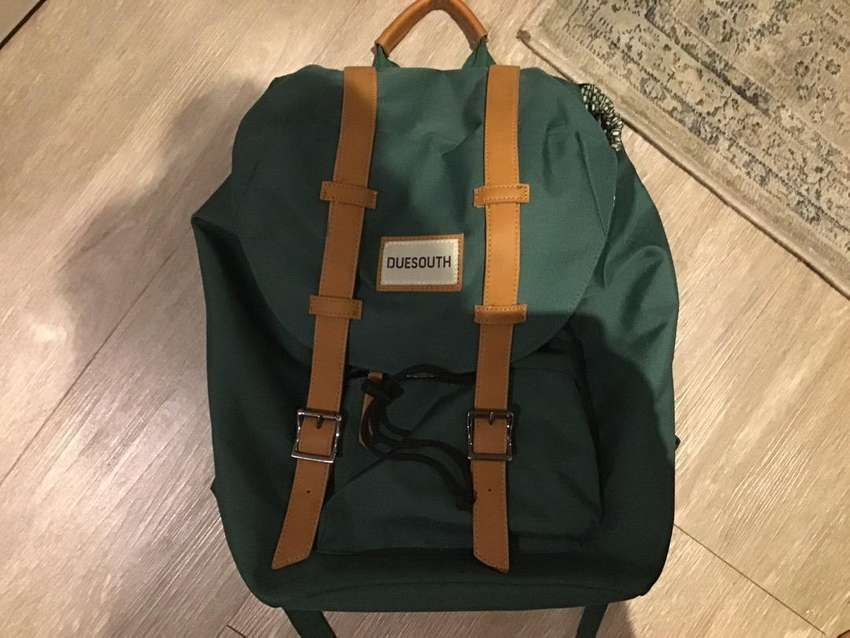 DueSouth Travel Backpack 0