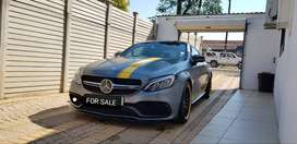Mercedes-Benz 2017 AMG C63 AMG S Coupe Edition 1 8500km